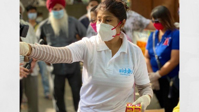 A Woman Who Touched Over 1 Million Lives Amid Lockdown - Meenaa Mahaajjan - Social News Digpu