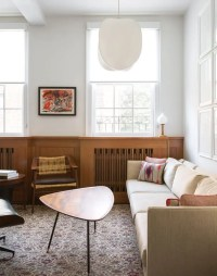 Compact Mid-Century Modern Apartment With Vintage ...