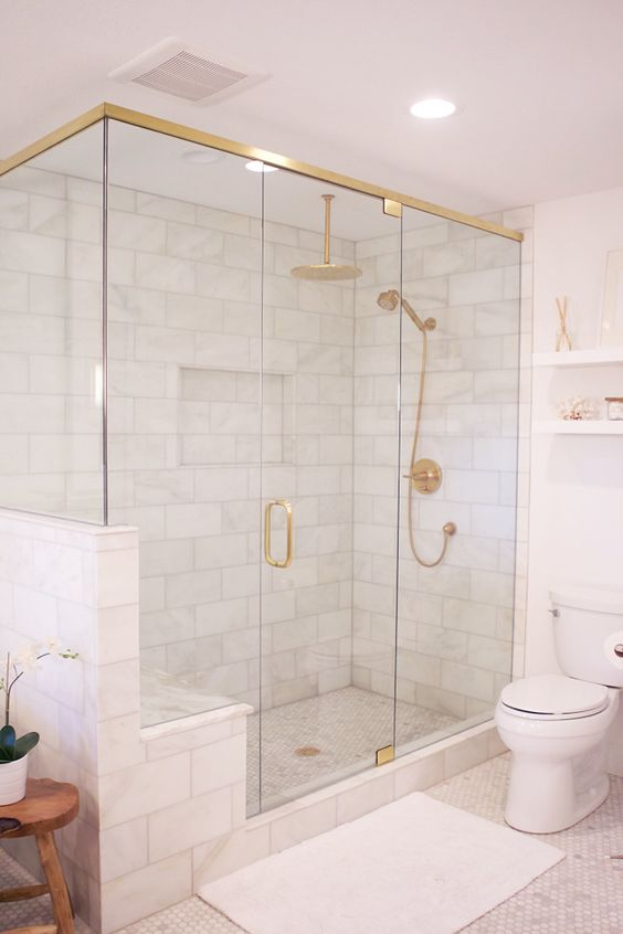 Blue Sky Bathroom Tile Floor Decoration Home Design