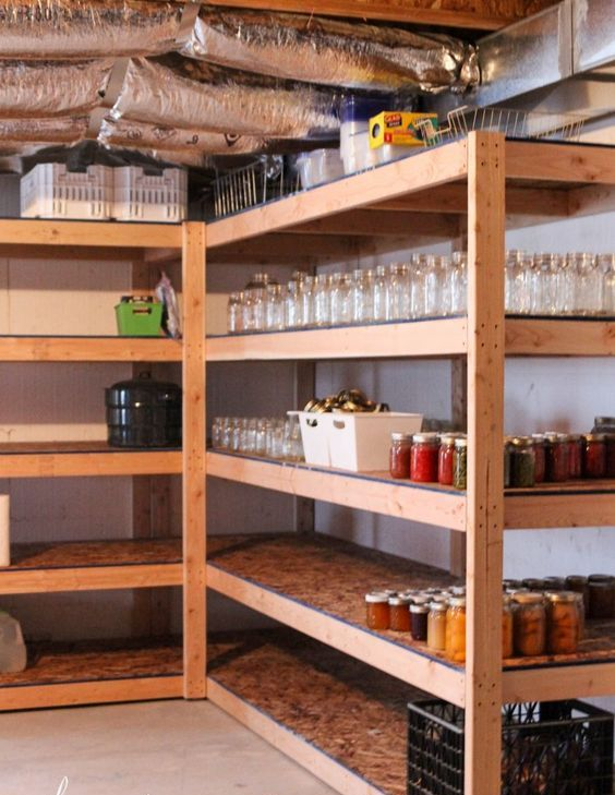 37 Basement Storage Ideas And 9 Organizing Tips  DigsDigs