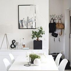 Modern Chairs Living Room Sofa Bed For Small 6 Ikea Melltorp Dining Table Uses And 15 Hacks - Digsdigs