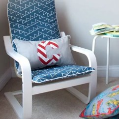 Chair Covers In Ikea Office Back Cushion 6 Poang Uses And 22 Awesome Hacks - Digsdigs