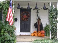 125 Cool Outdoor Halloween Decorating Ideas