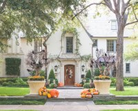 Fall Halloween Yard Decoration Ideas