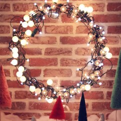 Patio String Chair Ikea Chairs For Kids 75 Awesome Christmas Wreaths Ideas All Types Of Décor - Digsdigs