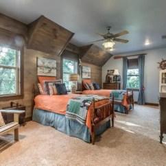 Rustic Gray Sofa Table Cama Litera Plegable 45 Wonderful Shared Kids Room Ideas - Digsdigs