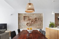 69 Cool Interiors With Exposed Brick Walls