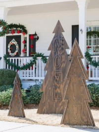 95 Amazing Outdoor Christmas Decorations