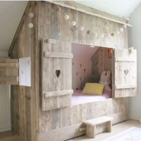 50 Super Practical Hidden Beds To Save The Space - DigsDigs