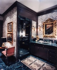 97 Stylish Truly Masculine Bathroom Dcor Ideas - DigsDigs