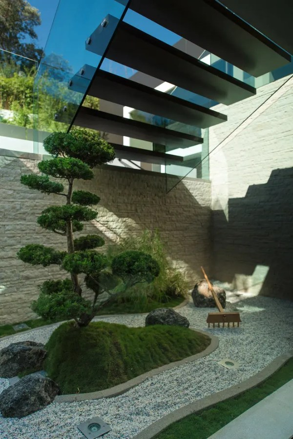 philosophic zen garden design