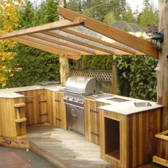 Outside Kitchen Designs Sinks Stainless 95 Cool Outdoor Digsdigs A Small Is More Than Enough To Increase The Quality Of Your Entertaining