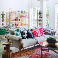 Bohemian Living Room Style How To Decorate Your 85 Inspiring Designs Digsdigs
