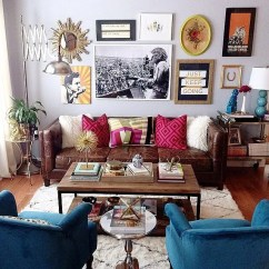 Bohemian Living Room Style How To Arrange Furniture In A Large Rectangular 85 Inspiring Designs Digsdigs