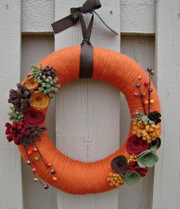 67 Cute And Inviting Fall Front Door Dcor Ideas - DigsDigs