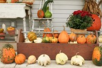 85 Pretty Autumn Porch Dcor Ideas - DigsDigs