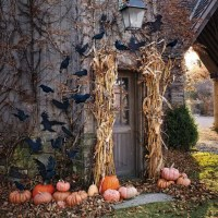 60 Awesome Outdoor Halloween Party Ideas - DigsDigs