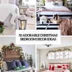 50 Adorable Christmas Bedroom Decor Ideas Digsdigs