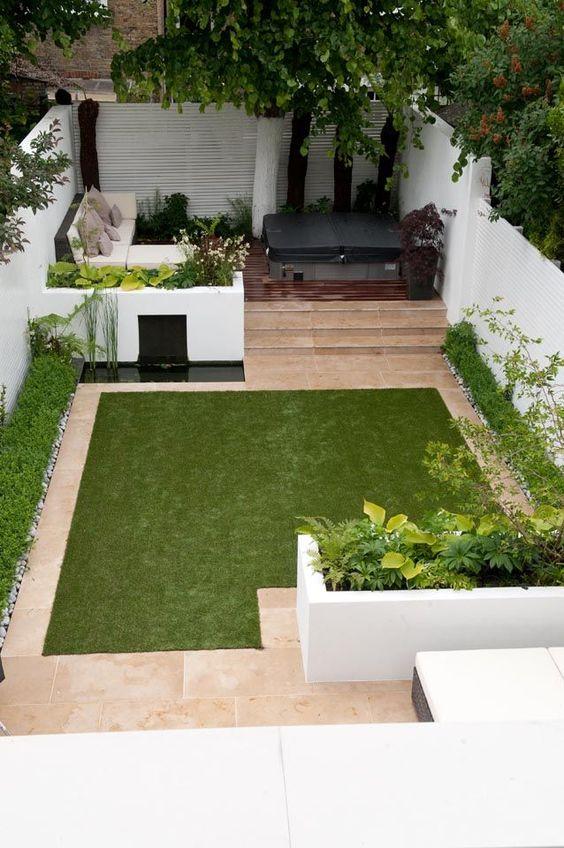 49 Beautiful Townhouse Courtyard Garden Designs Digsdigs