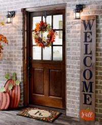 57 Cozy Thanksgiving Porch Dcor Ideas - DigsDigs