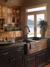 35 Cozy And Chic Farmhouse Kitchen Dcor Ideas - DigsDigs