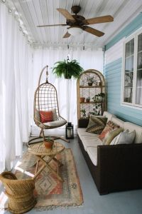 46 Smart And Creative Small Sunroom Dcor Ideas - DigsDigs