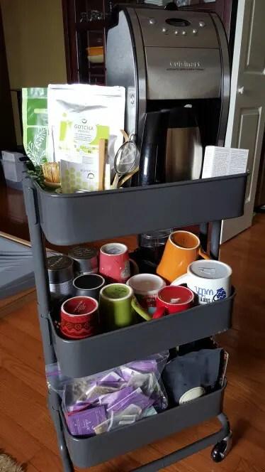 60 Smart Ways To Use IKEA Raskog Cart For Home Storage  DigsDigs