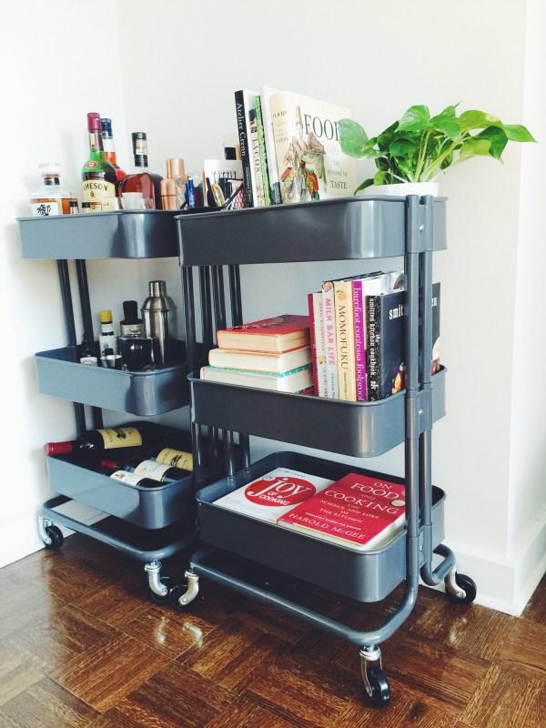Smart Ways Ikea Raskog Cart Home Storage