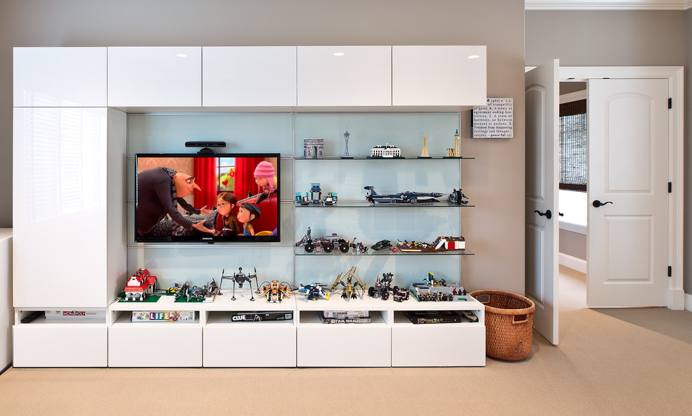 55 Ways To Use IKEA Besta Units In Home Dcor  DigsDigs