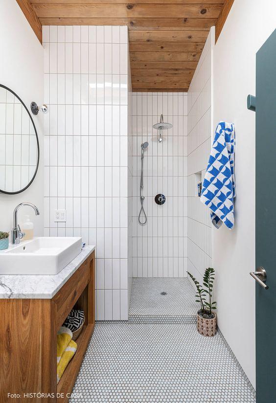 56 trendy mid century modern bathrooms