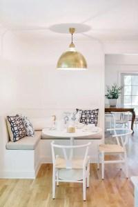 29 Breakfast Corner Nook Design Ideas - DigsDigs