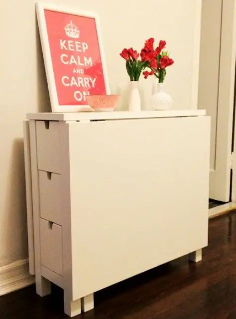 kitchen matches renovation cost 25 ways to use ikea norden gateleg table in décor - digsdigs