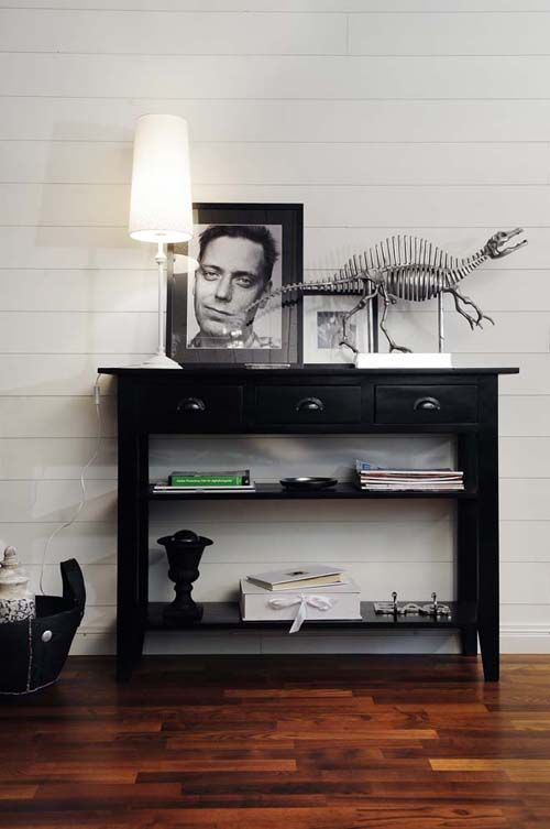 ikea kitchen table with drawers black and white striped rug 25 ways to use hack norden buffet - digsdigs