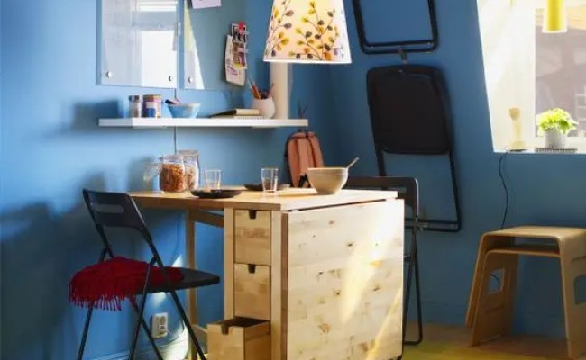 33 Ways To Use Ikea Norden Gateleg Table In Décor Digsdigs