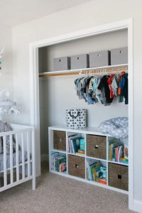 37 Ideas To Decorate And Organize A Nursery - DigsDigs