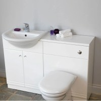 23 Stylish Toilet Sink Combos For Small Bathrooms - DigsDigs