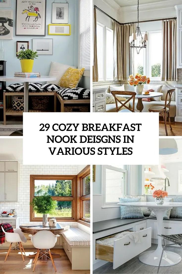 tiny kitchen appliances sears appliance package deals 29 breakfast corner nook design ideas - digsdigs