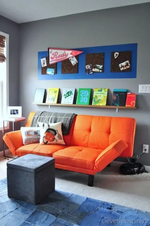 35 Ideas To Organize And Decorate A Teen Boy Bedroom  DigsDigs