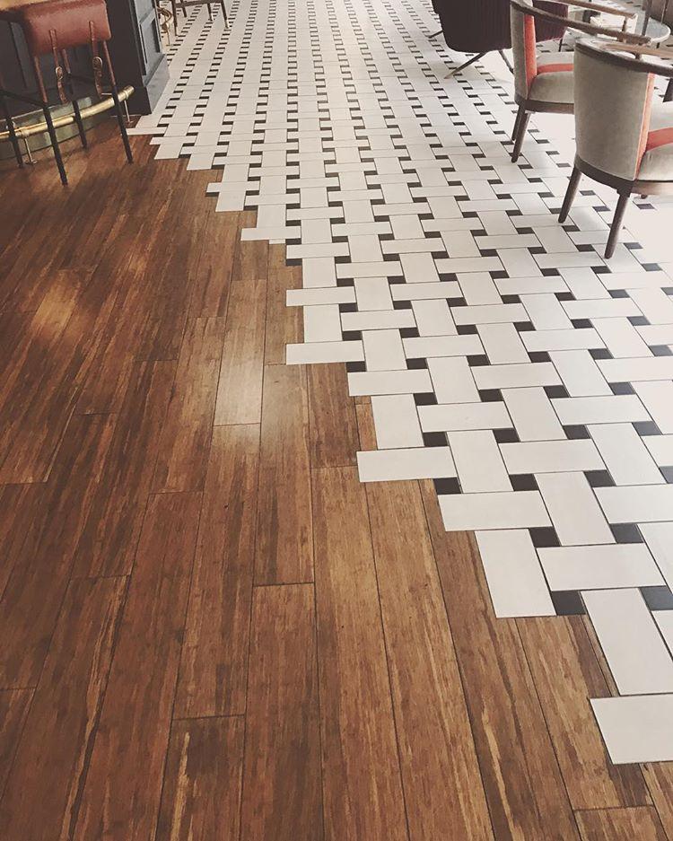 floor transition