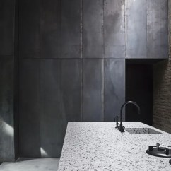 Grey Kitchen Cabinets Ninja 1500 Watt Mega System 27 Moody Dark Décor Ideas - Digsdigs