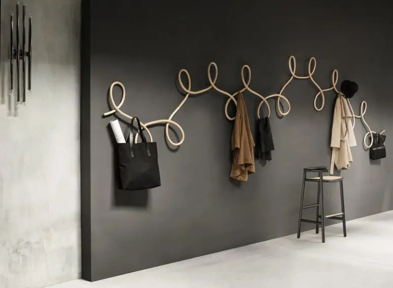 Minimalist Fall Wallpapers Modern Coat Racks Archives Digsdigs