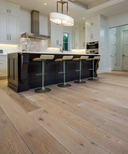 home depot kitchen floor tiles cabinets hinges 29 vinyl flooring ideas with pros and cons - digsdigs
