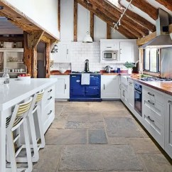 Stone Kitchen Flooring Weird Gadgets 25 Ideas With Pros And Cons Digsdigs Floors Are Durable Stain Resistant Strike
