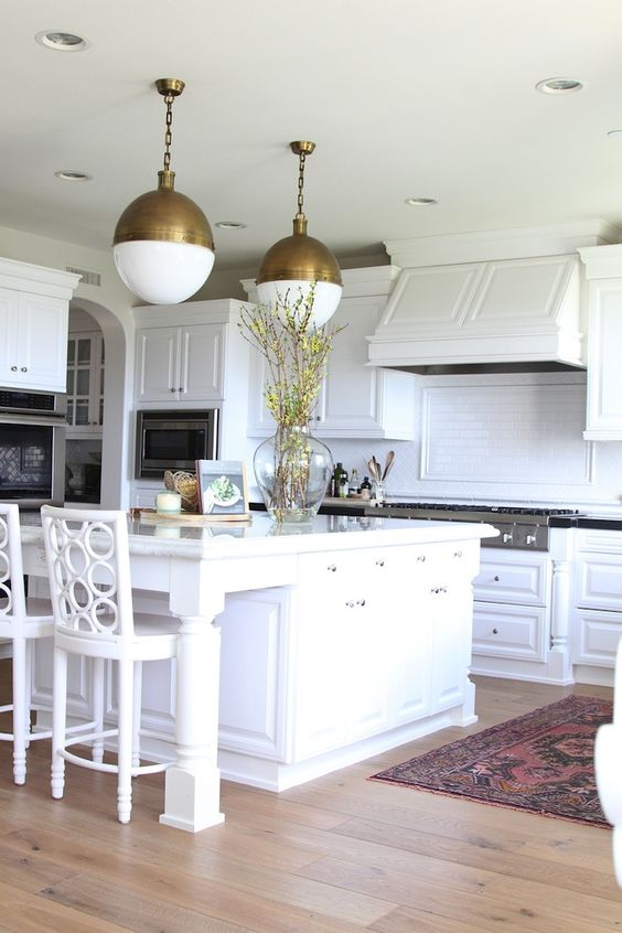 types of kitchen flooring pros and cons farm sinks 31 hardwood ideas with - digsdigs