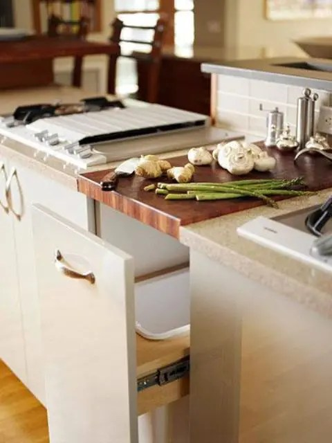 Ikea Wooden Kitchen Units