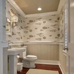 Chair Rail Pros And Cons Vintage Velvet 33 Wainscoting Ideas With - Digsdigs