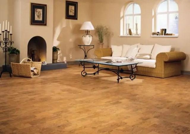 32 Cool Cork Flooring Ideas For Maximum Comfort