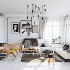 Living Room Designs With Wood Stove Warehouse Airy Scandinavian Apartment Traditional Stoves Digsdigs