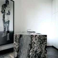 Kitchen Island Design Ideas Stuff 32 Trendy And Chic Waterfall Countertop - Digsdigs