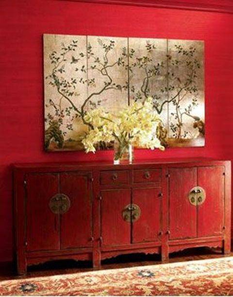 feng shui art for living room small decorating photos bring asian flavor to your home: 36 eye-catchy ideas ...